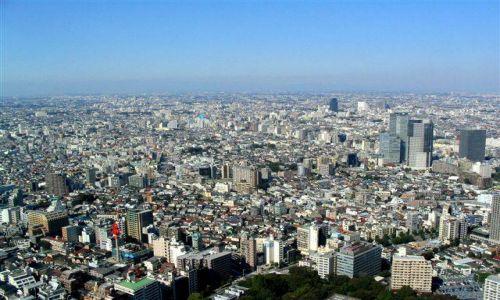 Zdjecie JAPONIA / brak / Tokio / Shinjuku - panorama Tokio