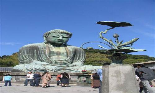 Zdjęcie JAPONIA / brak / Kamakura / Daibutsu