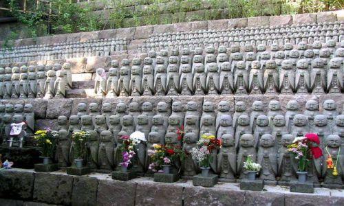 Zdjecie JAPONIA / brak / Kamakura / Hase-dera Jizo