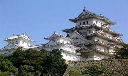 Zdjecie JAPONIA / brak / Himeji / Hakkuro-jo