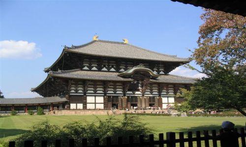 Zdjecie JAPONIA / brak / Nara / Todai-ji