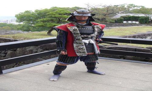 Zdjęcie JAPONIA / Kyushu / Kumamoto / Strój męski