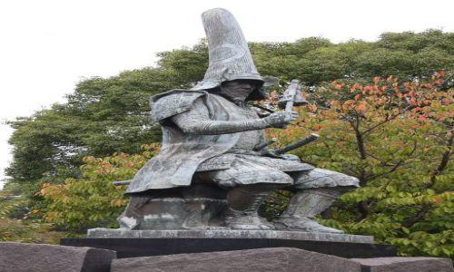 Zdjecie JAPONIA / Kyushu / Kumamoto / Strój heavymetalowy