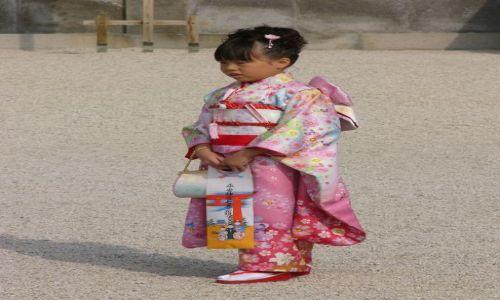 Zdjecie JAPONIA / Honshu / Kyoto / Strój obligatoryjny