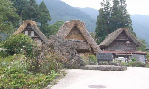 Zdjecie JAPONIA / Honshu / Ainokura / Japońskie strzechy V