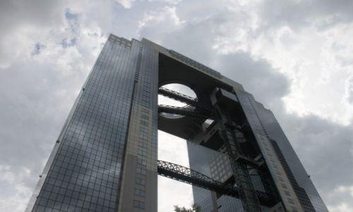 Zdjęcie JAPONIA / Osaka / Umeda Sky Building / ...niesamowite...