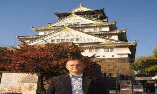 Zdjęcie JAPONIA / Osaka / Pałac  / Osaka