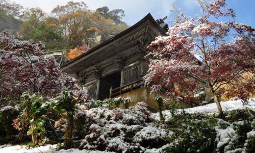 Zdjęcie JAPONIA / Honsiu / Yamadera  / Yamadera świątynia