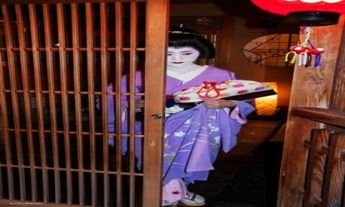 Zdjecie JAPONIA / Kioto / Kioto / Geisza