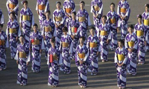 Zdjęcie JAPONIA / Kyoto / Kyoto / tanczonce japonki