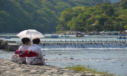 Zdj�cie JAPONIA / Kioto / Kioto / widok na Kioto