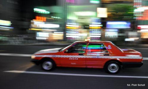 Zdj�cie JAPONIA / Roppongi Hills / Tokyo / Taxi
