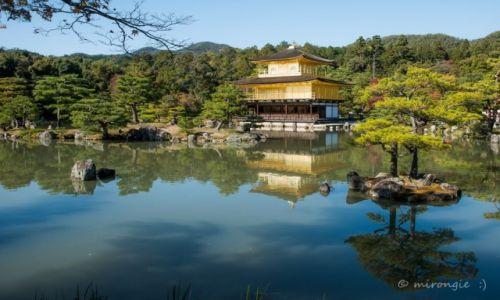 Zdjecie JAPONIA / Kioto / Kinkaku-ji / Świątynia Kinkaku-ji