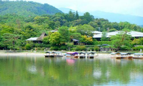 Zdjęcie JAPONIA / Honsiu / Kioto / Wzgórza Arashiyama