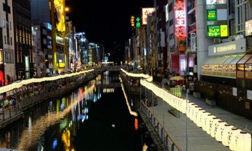 Zdjęcie JAPONIA / Honsiu / Osaka / Dotonbori