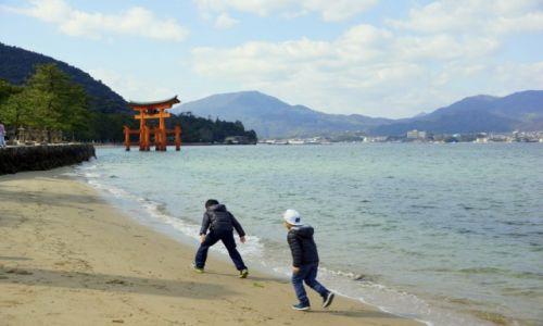 Zdjęcie JAPONIA / - / Wyspa Mijama / Wyspa