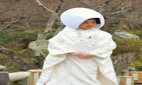 Zdjecie JAPONIA / - / Kioto / Przyszła panna młoda