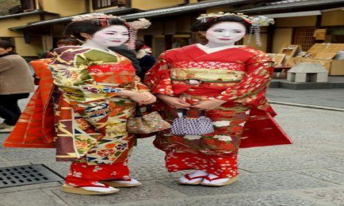 Zdjecie JAPONIA / - / Kioto / Gejsze