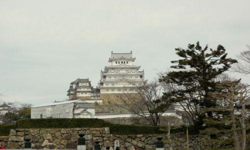 Zdjecie JAPONIA / - / Himeji / Zamek Bia�ej Cz