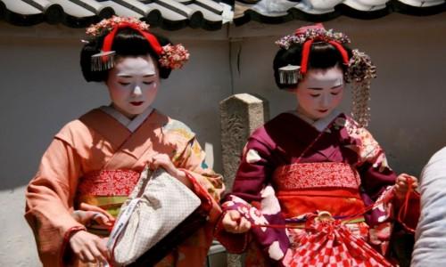 Zdjecie JAPONIA / - / Kyoto / Przygotowania maiko