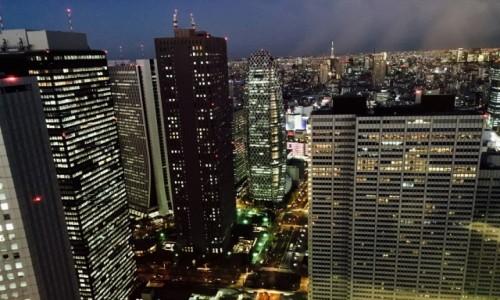 Zdjecie JAPONIA / Tokio / Tokio / Tokio