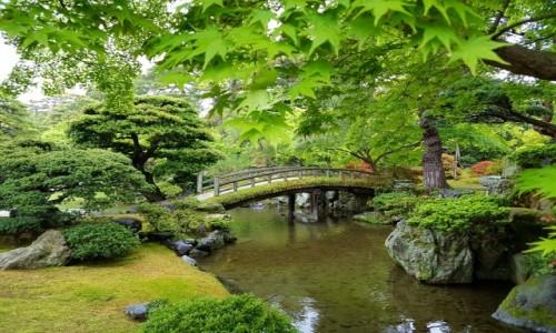 JAPONIA / - / Kyoto / Ogród zen
