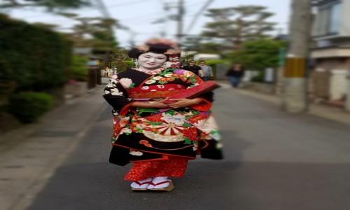 Zdjecie JAPONIA / - / Kyoto-Arashiyama / Prawie jak oryginał :)