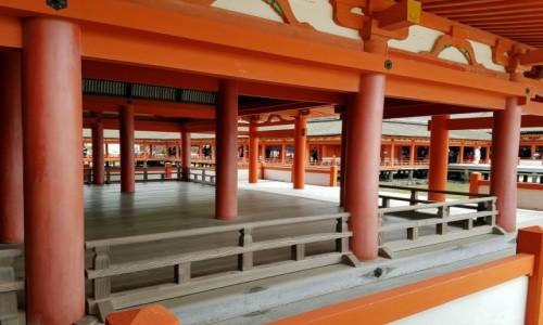 Zdjecie JAPONIA / HOKKAIDO / MIYAJIMA / ITSUKUSHIMA JINJA