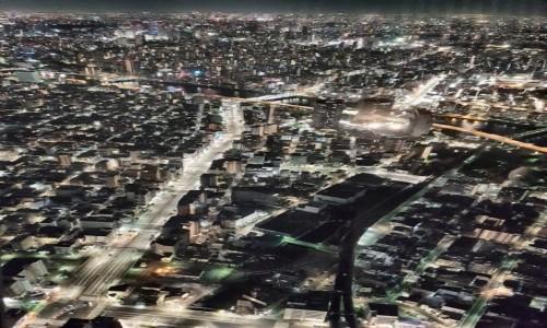 Zdjecie JAPONIA / HONSIU / TOKYO / Widok ze SKY TREE