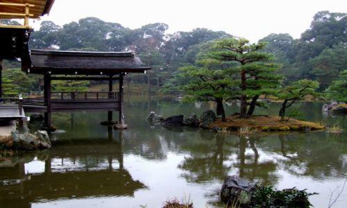 Zdjecie JAPONIA / Kioto / Kioto / Złoty Pawilon