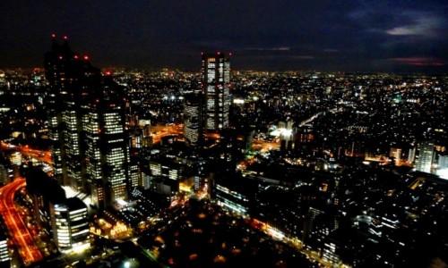 Zdjęcie JAPONIA / Honsiu / Tokio / Końca nie widać