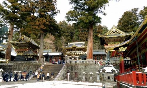 Zdjęcie JAPONIA / Honsiu / Nikko / Tosho- Gu Shrine