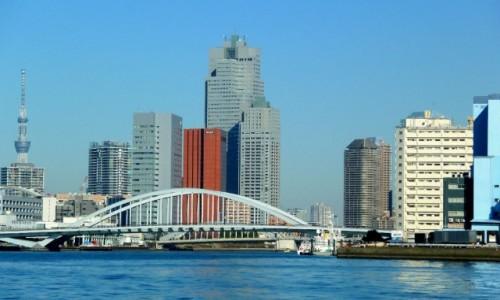 Zdjęcie JAPONIA / Tokio / Sumida / Prawie Wenecja :)