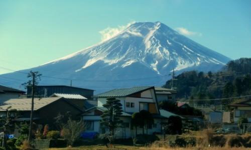 Zdjecie JAPONIA / Yamanashi / Otsuki / 富士山