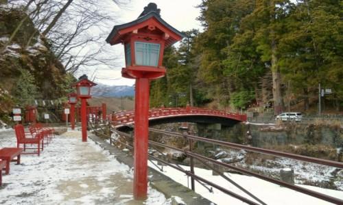 JAPONIA / Honsiu / Nikko / Shinkyo - inne spojrzenie