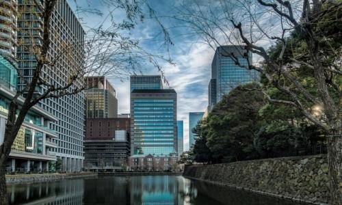 Zdjecie JAPONIA / Kanto / Tokio / W centrum Tokio