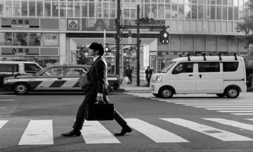 Zdjecie JAPONIA / Tokyo / Tokyo / Street