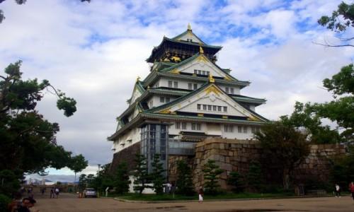Zdjecie JAPONIA / Kansai / Osaka / Zamek Osaka