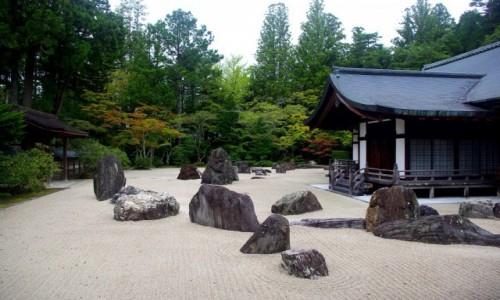 Zdjecie JAPONIA / Wakayama / Koyasan / Banryutei Ogród Skalny