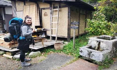 Zdjecie JAPONIA / kumano kodo / kumano kodo / trekking japonia
