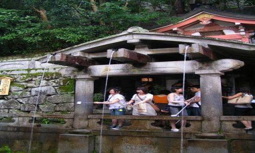 Zdjecie JAPONIA / brak / Kyoto / Świątynia Kiyomizudera
