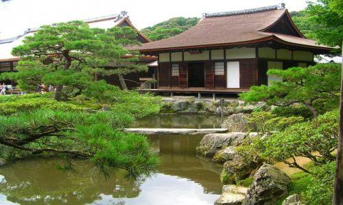 Zdjęcie JAPONIA / brak / Kioto / Świątynia Ginkakuji
