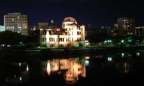 Zdjecie JAPONIA / brak / Hiroshima / Atomowy Gmach