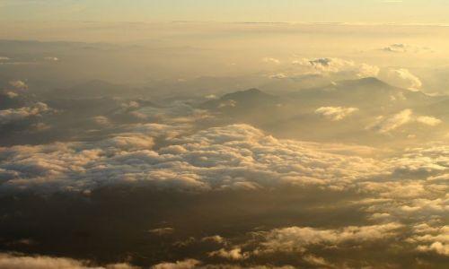 Zdjecie JAPONIA / brak / okolice Fuji / Widok z Fuji San
