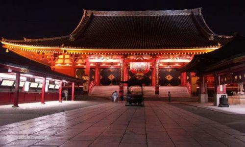 Zdjecie JAPONIA / brak / Tokio - Asakusa / Swiątynia Asaku