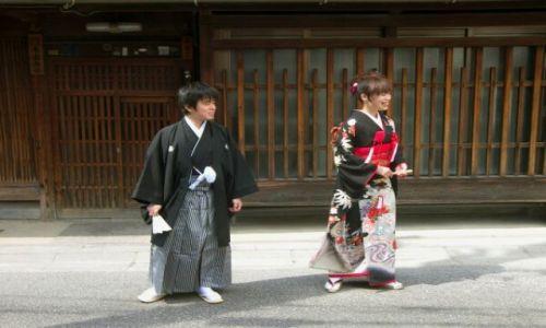 Zdjęcie JAPONIA / Kensai / Nara / posrod uliczek