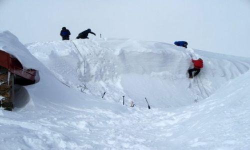 Zdjecie JAPONIA / Nagano / Hakuba / Góra śniegu