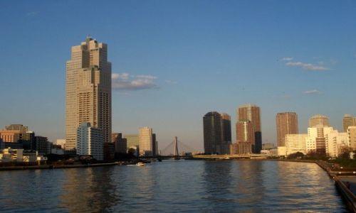 Zdjecie JAPONIA / Tokio / Tokio / Tokio-okolice portu