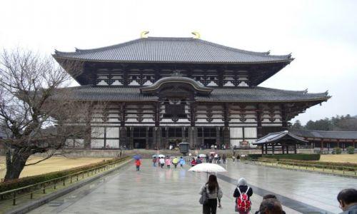 JAPONIA / brak / NARA / Japonia - NARA - światynia TODAI-JI
