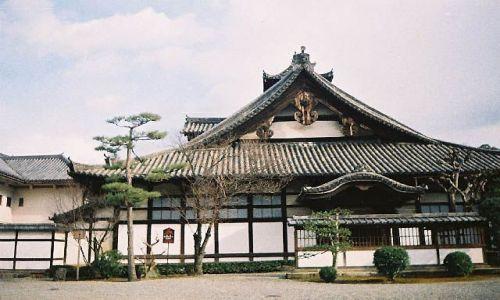JAPONIA / Japonia / Kioto / klasztor